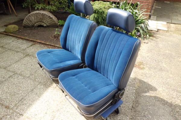 NSU RO 80 | Sitz