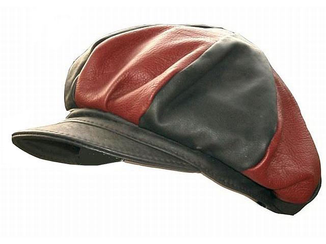 Ballon Mütze 8-eckig