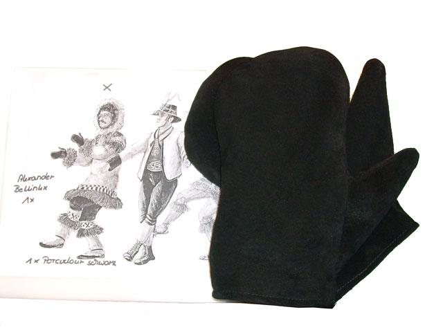 Faust Handschuh für das Musical Schuh des Manitu