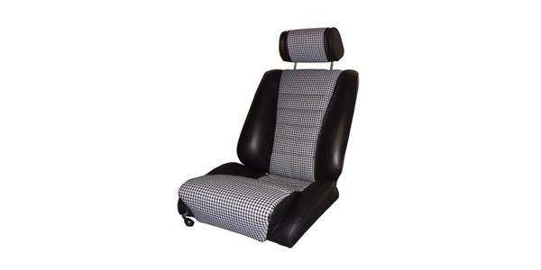 BMW 02 Sitz